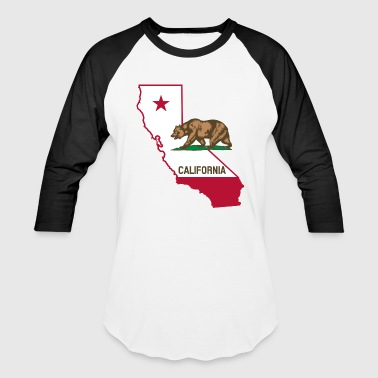 California Bear T-Shirts - Baseball T-Shirt