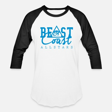 Gang Beasts Beast Coast - Baseball T-Shirt
