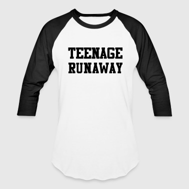 Teenage Runway - Baseball T-Shirt