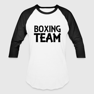 box team - Baseball T-Shirt