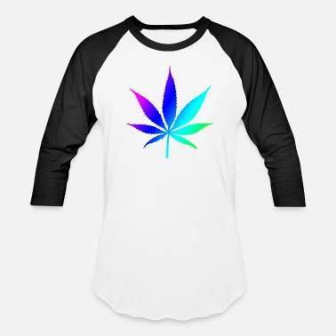 Gay Dope Legalize Gay Weed - Baseball T-Shirt
