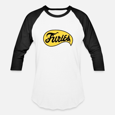 The Warriors Baseball Furies Furies Baseball T-Shirt - Baseball T-Shirt