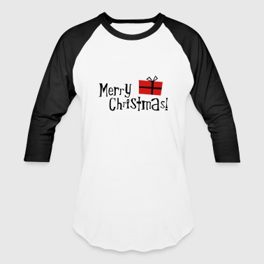 Design Merry Christmas! - Baseball T-Shirt