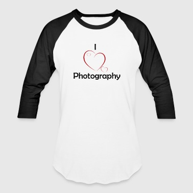 Love Photo - Baseball T-Shirt