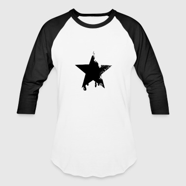 Cloud Graphic Star Cloud Sky stars and stripes graphic - Baseball T-Shirt