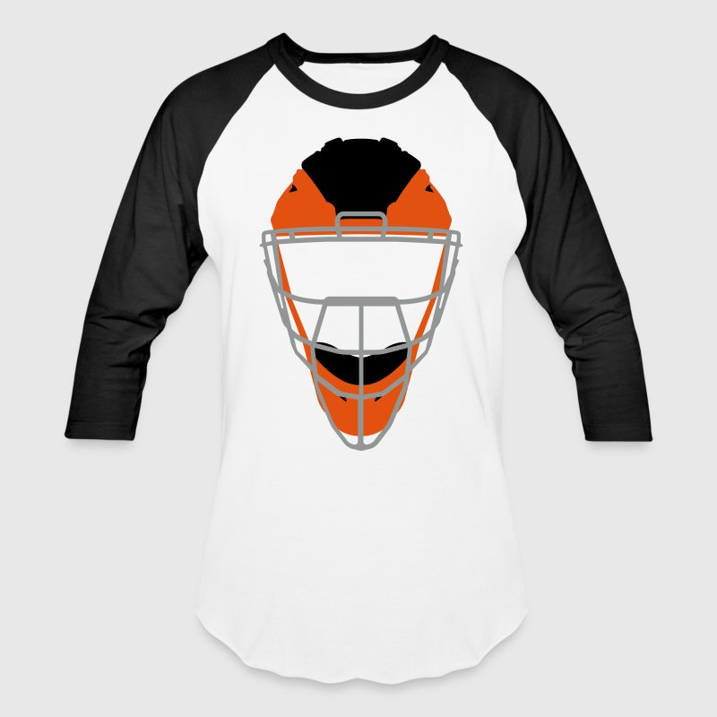 Catchers Mask - Baseball T-Shirt