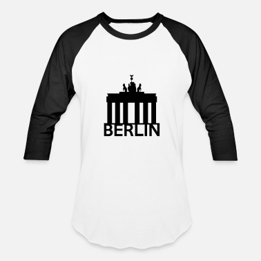 Berlin Berlin - Baseball T-Shirt