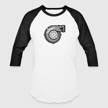 Turbocharger - Baseball T-Shirt