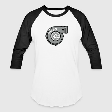 Engineering Swag Turbocharger - Baseball T-Shirt