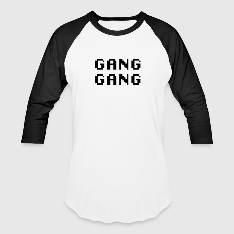 Gang Gang - Baseball T-Shirt