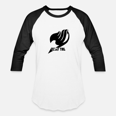 Fairy FairyTail_TXT2 - Unisex Baseball T-Shirt