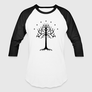 Gondor Tree of Gondor - Baseball T-Shirt