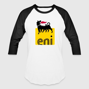 Eni Oil Racing - Baseball T-Shirt