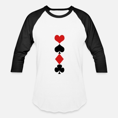 Deck Deck of cards - Baseball T-Shirt