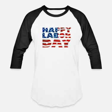 T-shirt Special occasion dresses Labor Day - Unisex Baseball T-Shirt