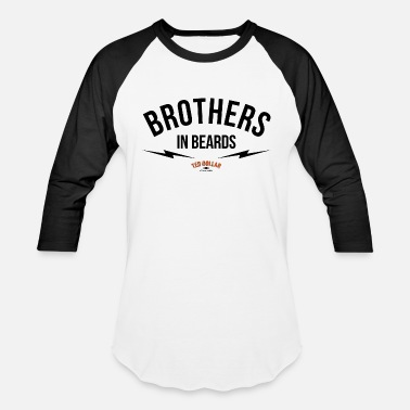 Beard Brothers brothers in beards - Baseball T-Shirt