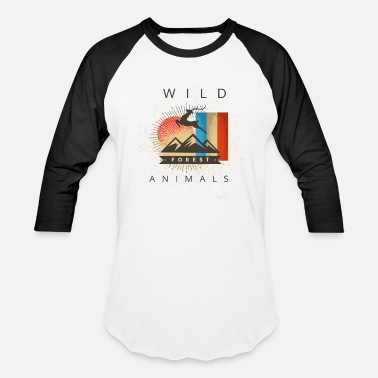 Animal Lover animal lovers - Unisex Baseball T-Shirt
