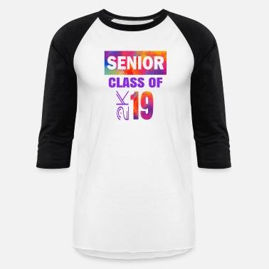 936381dd407d Senior 2019 Cool Popular Class Of 2K Graduate Unisex Baseball T ...