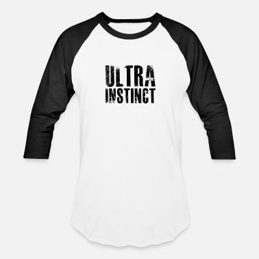 Ultra Instinct Ultra Instinct - Instinct - Total Basics - Unisex Baseball T-Shirt
