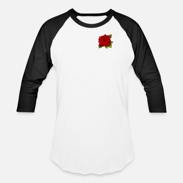 Rose rose - Baseball T-Shirt