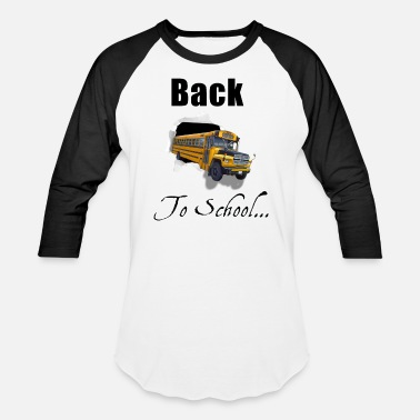 Back To School Back to school - Baseball T-Shirt