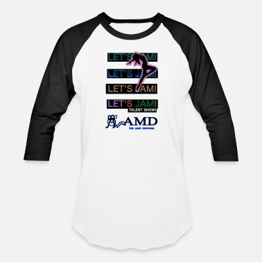 Jam Let's Jam! - Baseball T-Shirt
