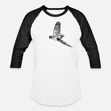 Parrot Lovers Parrot - Baseball T-Shirt