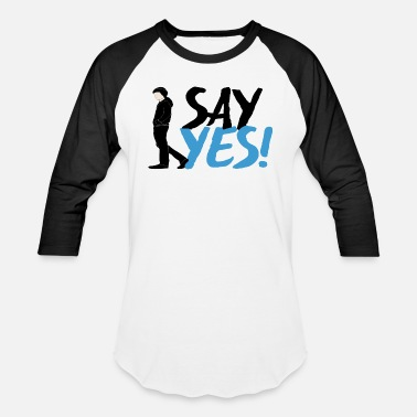 Elliott Smith Say Yes! - Baseball T-Shirt