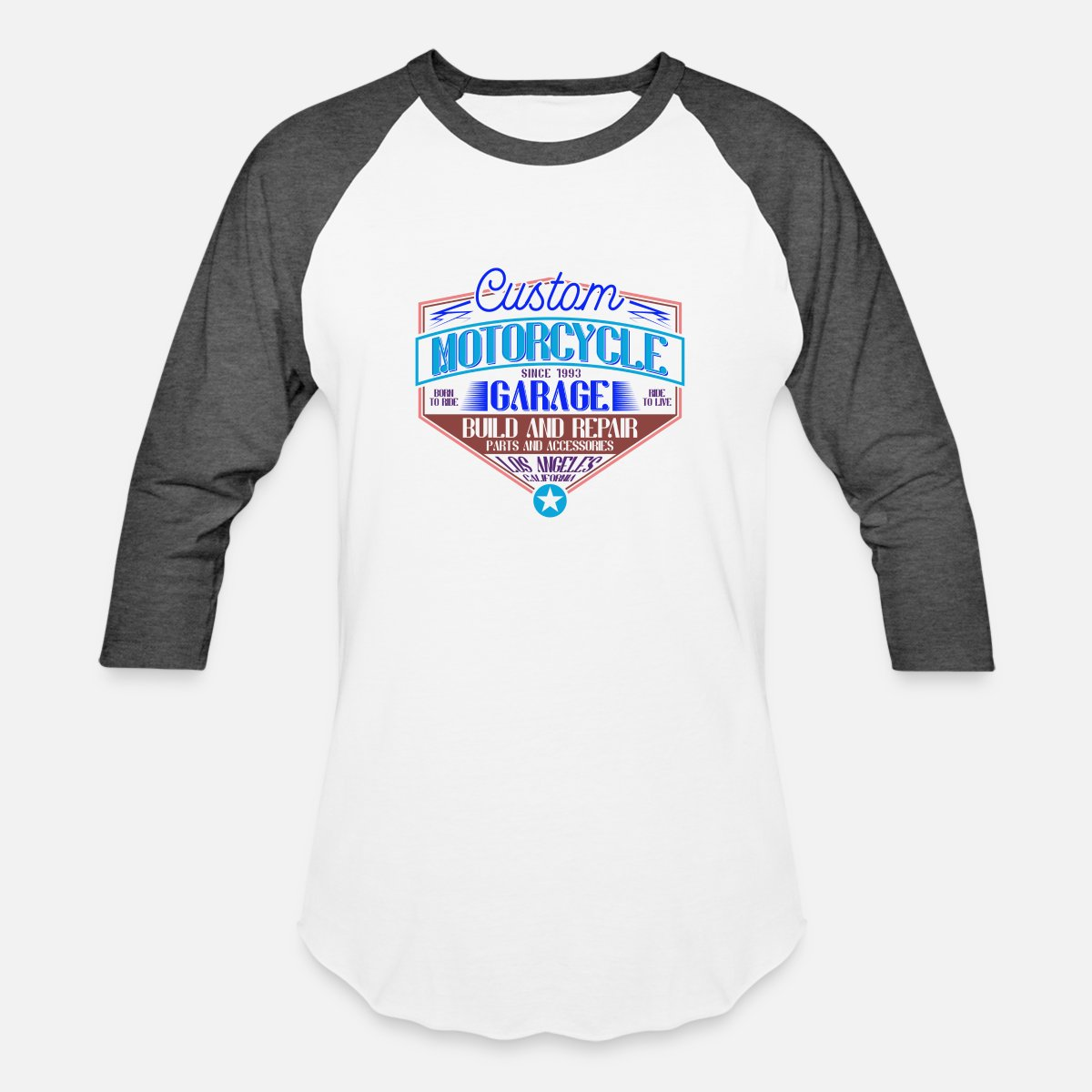 Motorcycle Repair T Shirt – EDGE Engineering and Consulting