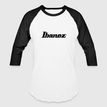 Ibanez black - Baseball T-Shirt