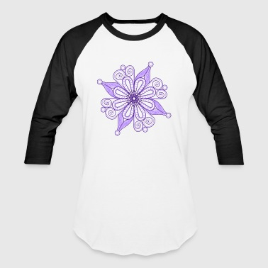 copito violeta - Baseball T-Shirt