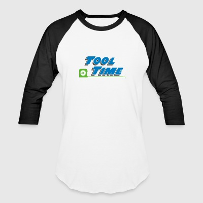 Tool Time - Baseball T-Shirt