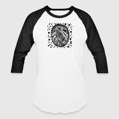 Praying Hands - Baseball T-Shirt