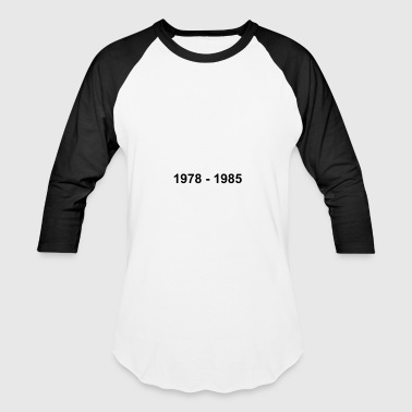 Original harlem World Crew.png - Baseball T-Shirt