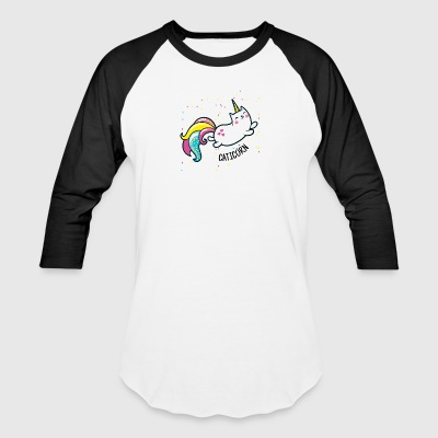 CATiCORN like Unicorn - Baseball T-Shirt
