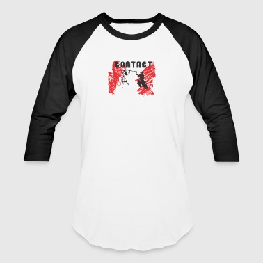 Japan samurai contact fight - Baseball T-Shirt