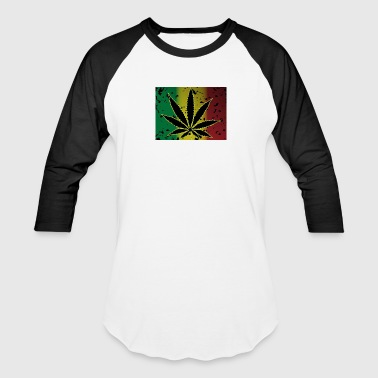 Ganja Breed - Baseball T-Shirt