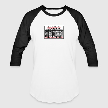 Conservative Rebels - Baseball T-Shirt