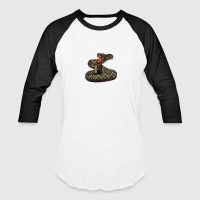RATTLESNAKE SLASHER - Baseball T-Shirt