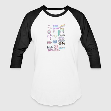 #TEENLIFE - Baseball T-Shirt