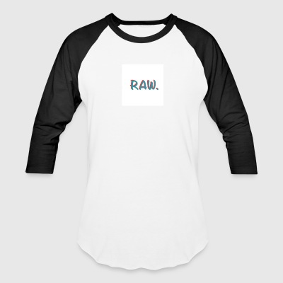 RAW. - Baseball T-Shirt