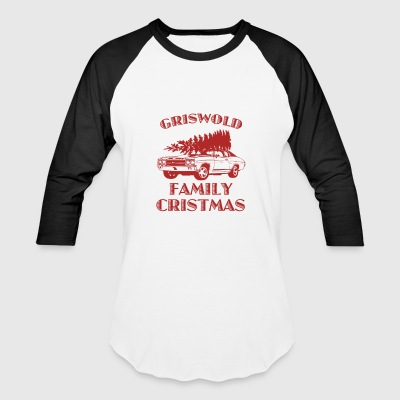 Christmas Vacation Griswold - Baseball T-Shirt