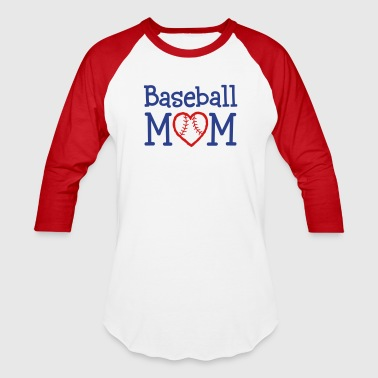 Baseball Mom - Baseball T-Shirt