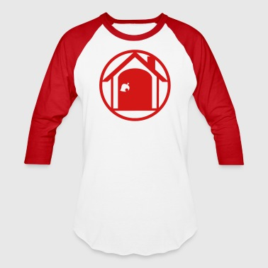 Happy Homes Acadamy - Baseball T-Shirt