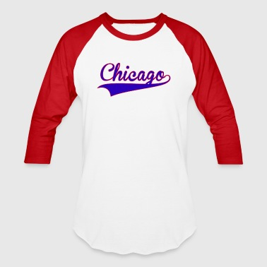 Chicago Baseball Jersey Sweatshirt - Baseball T-Shirt