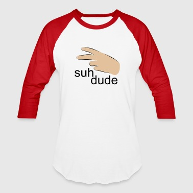 suh dude - Baseball T-Shirt