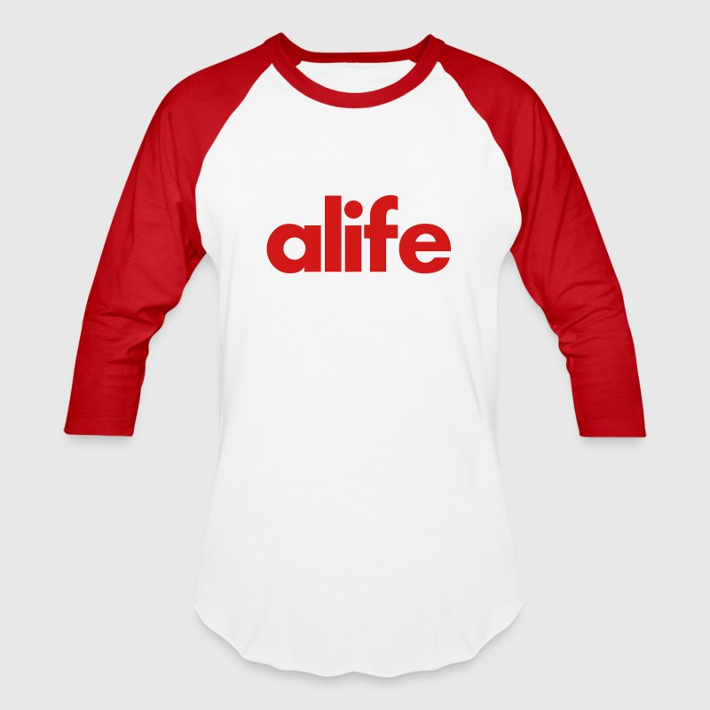 alife-new-york-tshirt - Baseball T-Shirt