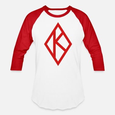 Kappa Alpha Psi Kappa Diamond - Baseball T-Shirt