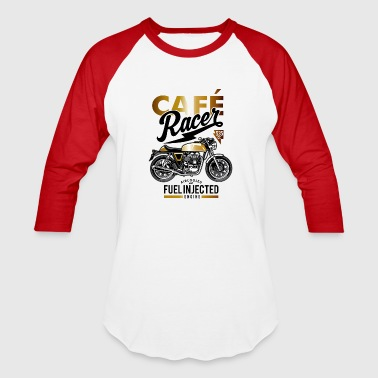 Cafe Racers Cafe Racer - Baseball T-Shirt