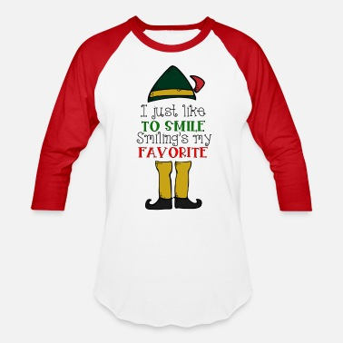 Buddy The Elf buddy1.png - Baseball T-Shirt